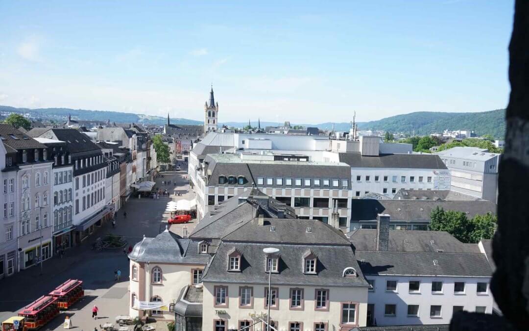 Reise nach Trier, Juni 2018