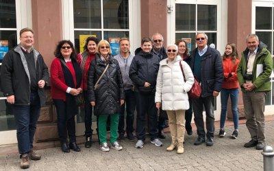 Clubfahrt nach Mainz 2019